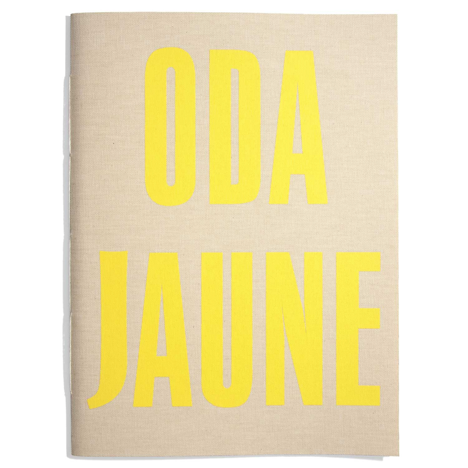Sculptures - Oda Jaune