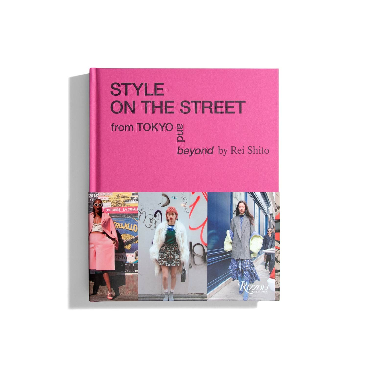Style on the Street -Rei Shito