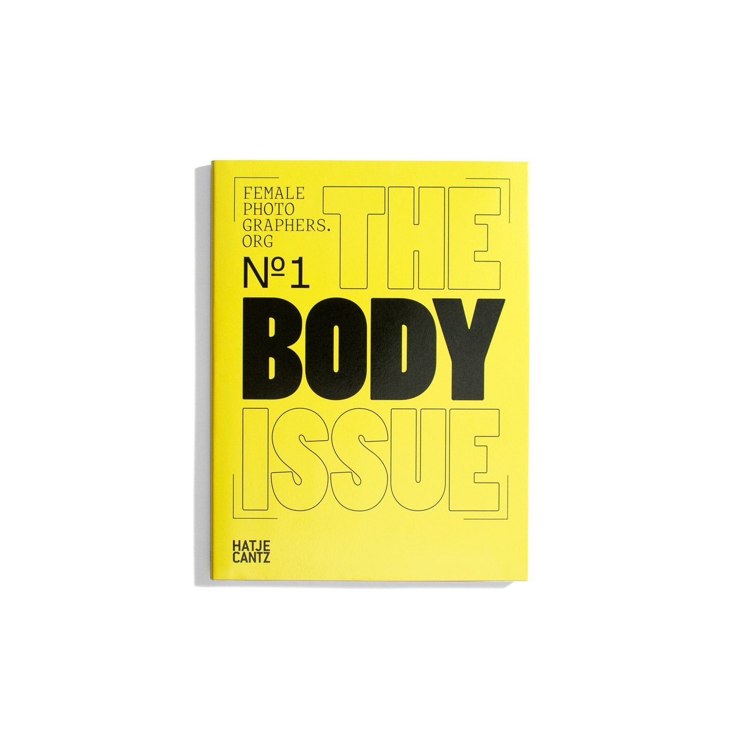 femalephotographers.org #1 - The Body Issue