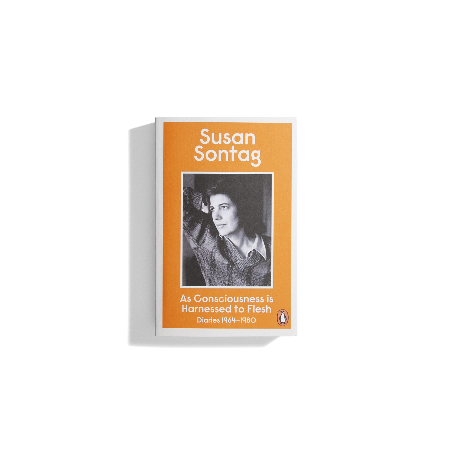 As Consciousness is Harnessed to Flesh: Diaries 1964-1980 - Susan Sontag