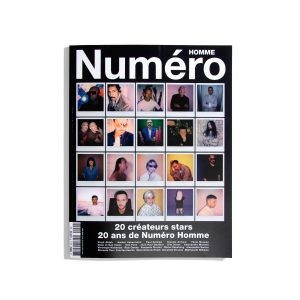 Numero Homme France #40 A/W 2020