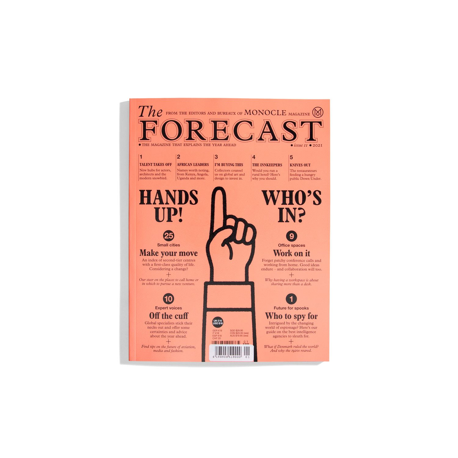 Monocle The Forecast #11 2021