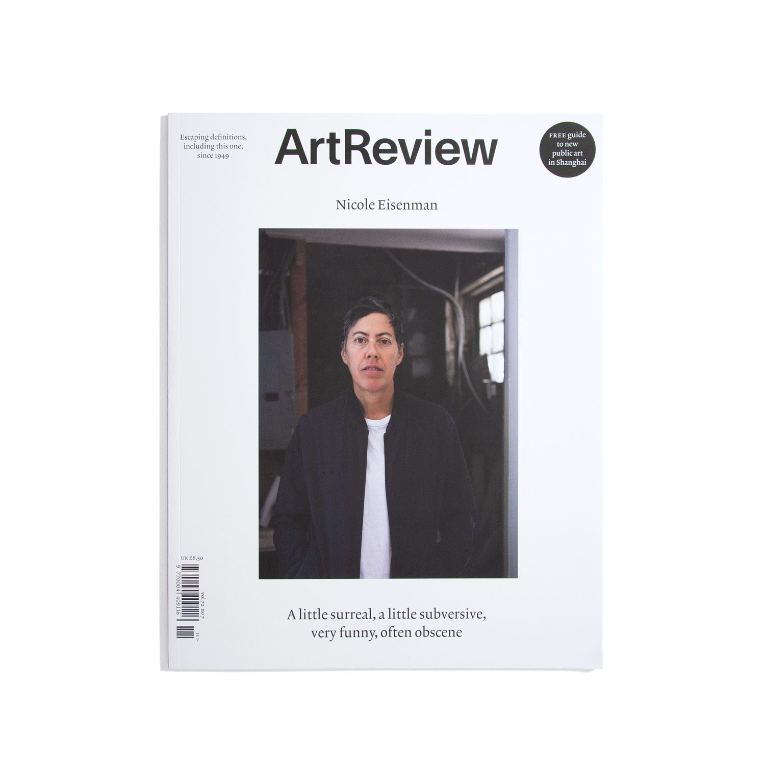Art Review Nov. 2020