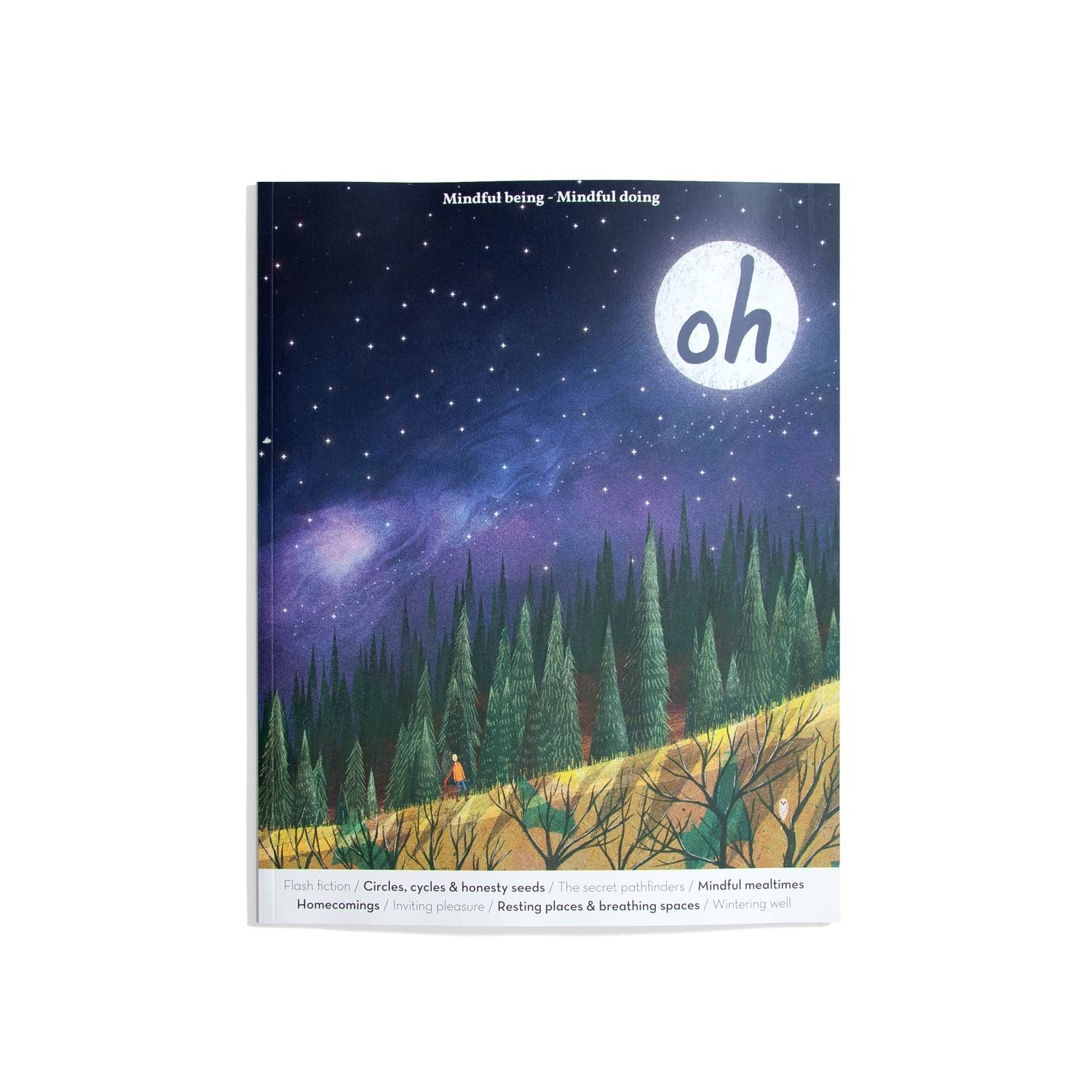Oh - Re-Imagining Oh Comely Magazine #57 2020