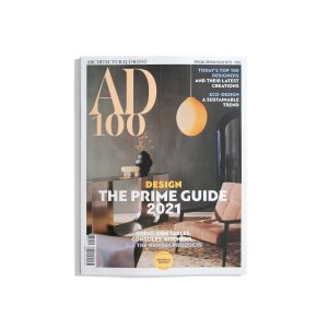 AD 100 Architectural Digest Collector #23 2021
