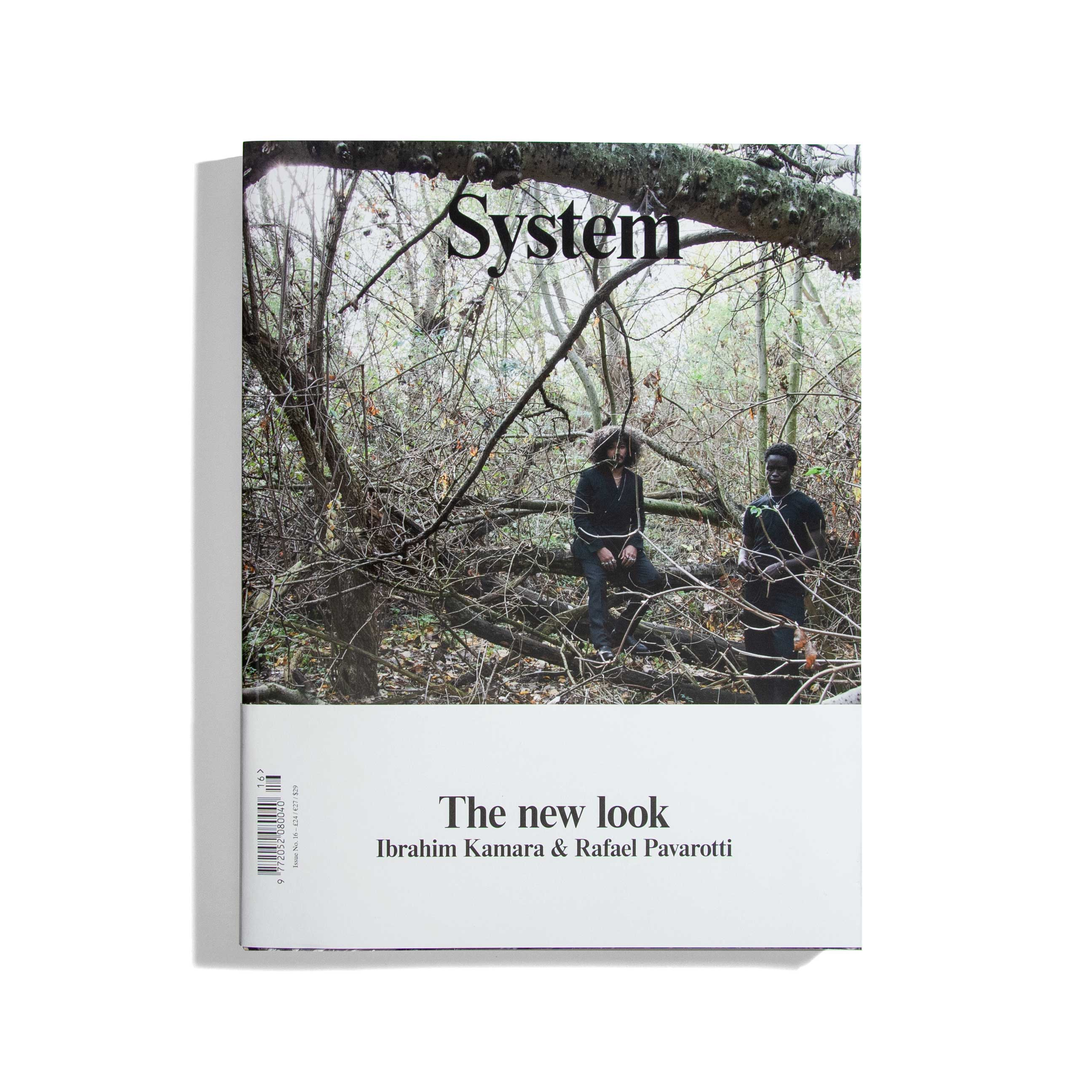 System #16 A/WS 2020