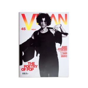 V Man #45 Winter 2020 / Spring 2021