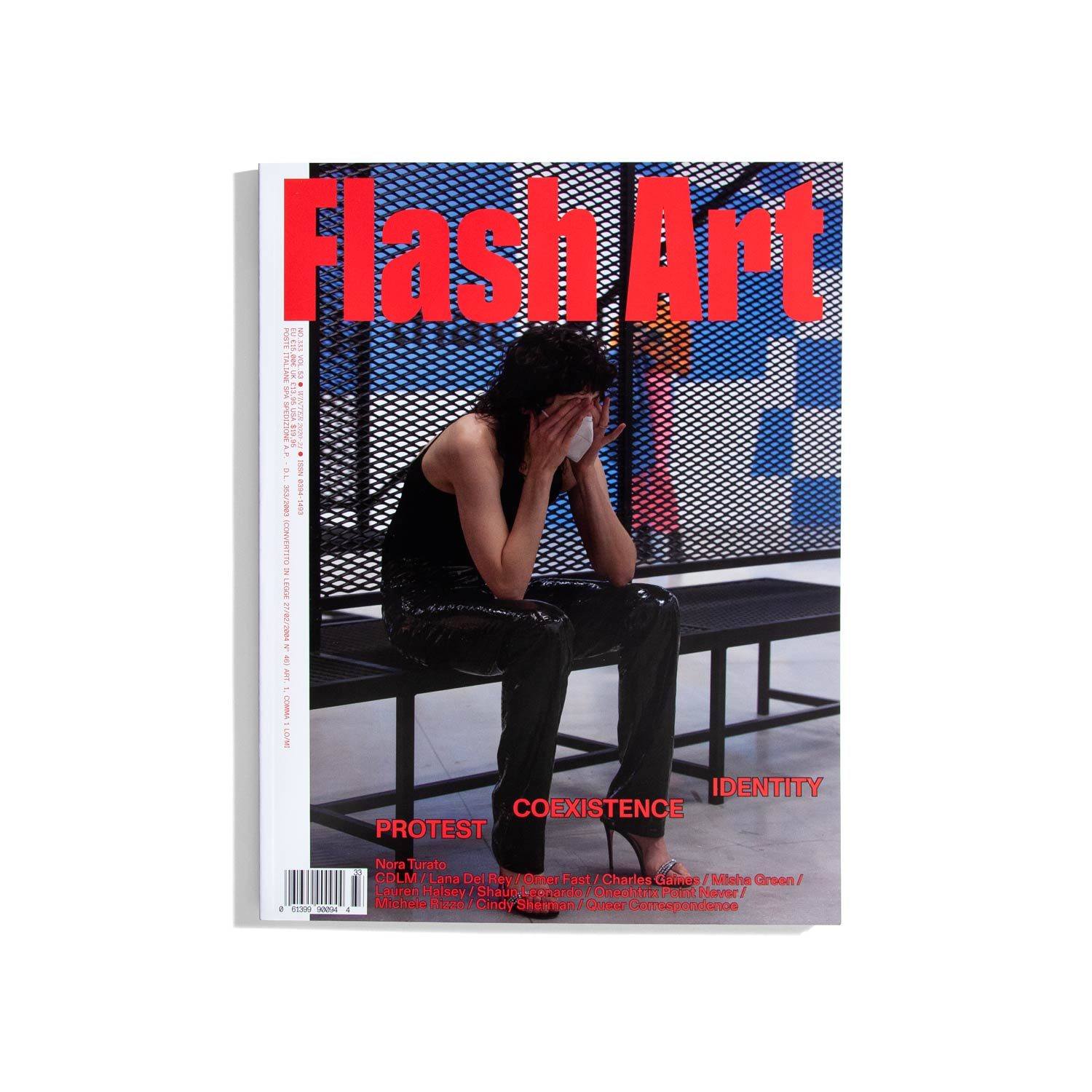 Flash Art #333 Winter 2020-01