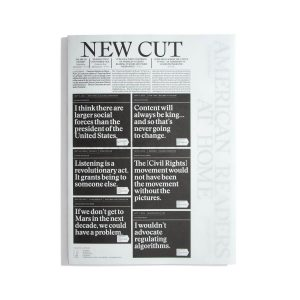 American Readers at Home - New Cut