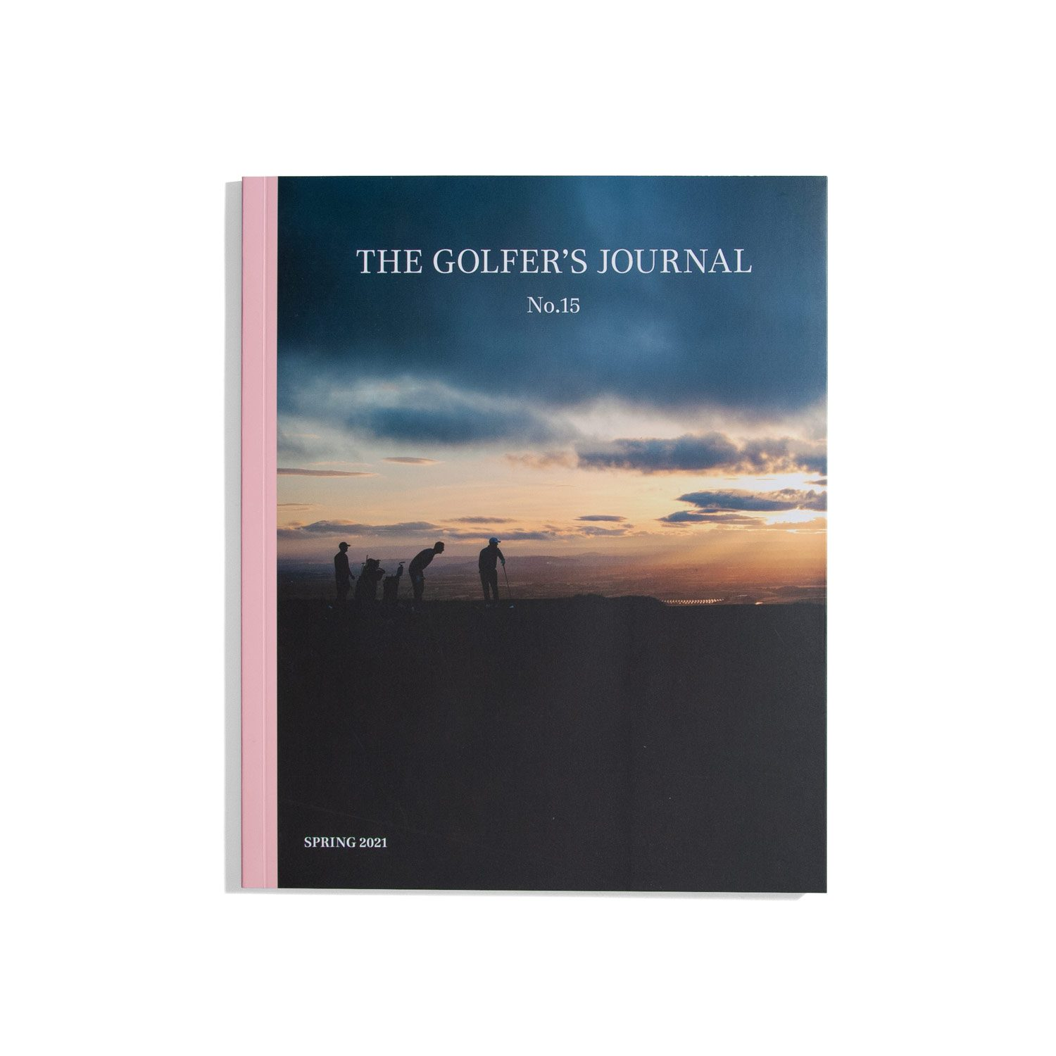 The Golfer's Journal #15 Spring 2021