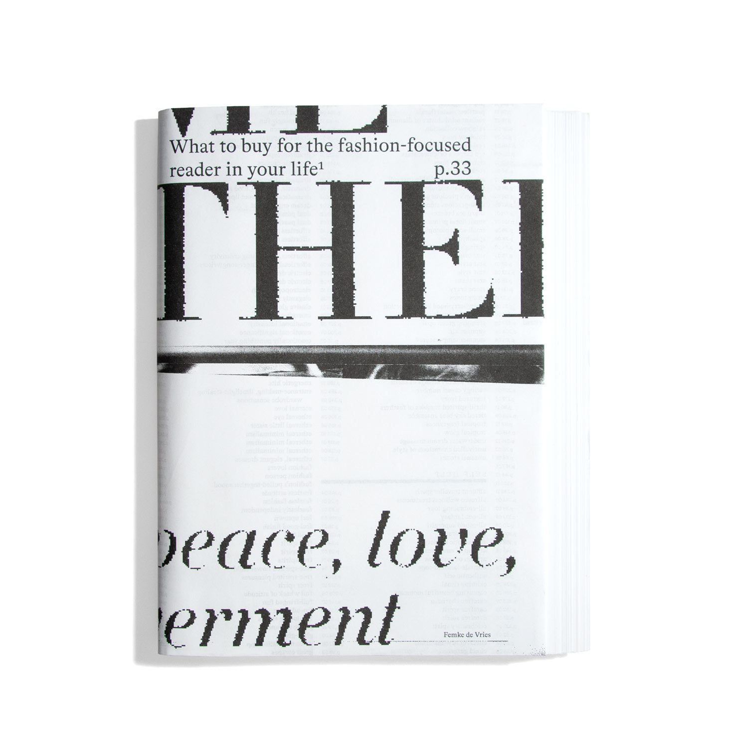 What to buy for the Fashion Focused Reader In Your Life p.33