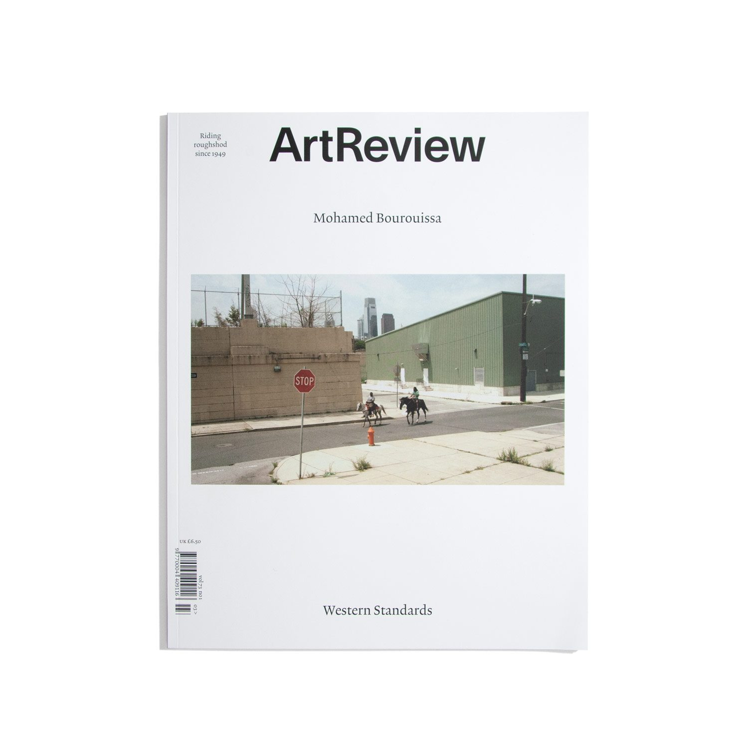 Art Review March 2021