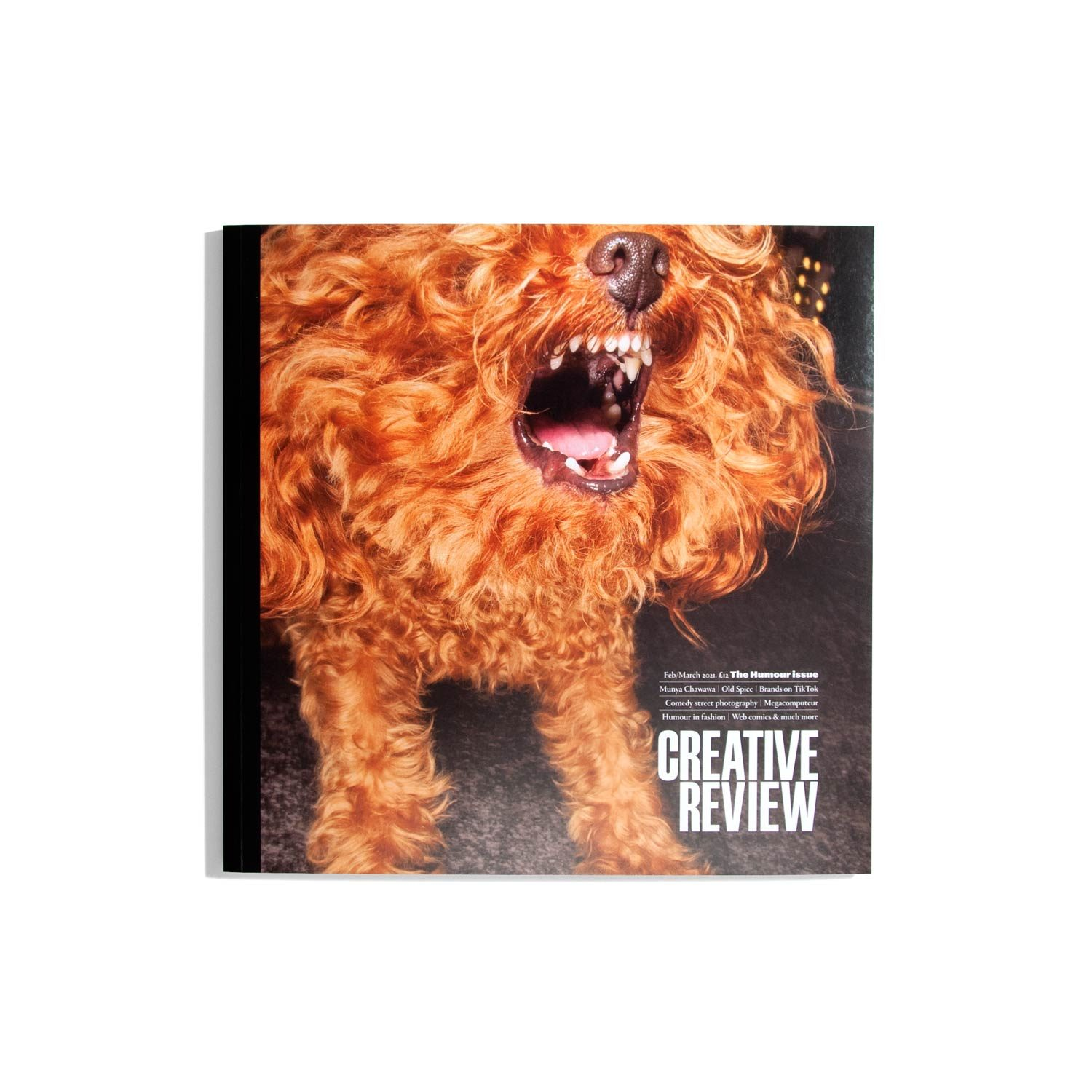 Creative Review Feb./March 2021
