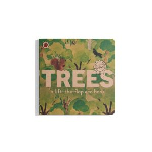 Trees - a lift-the-flap eco book