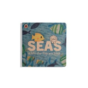 Seas - a lift-the-flap eco book