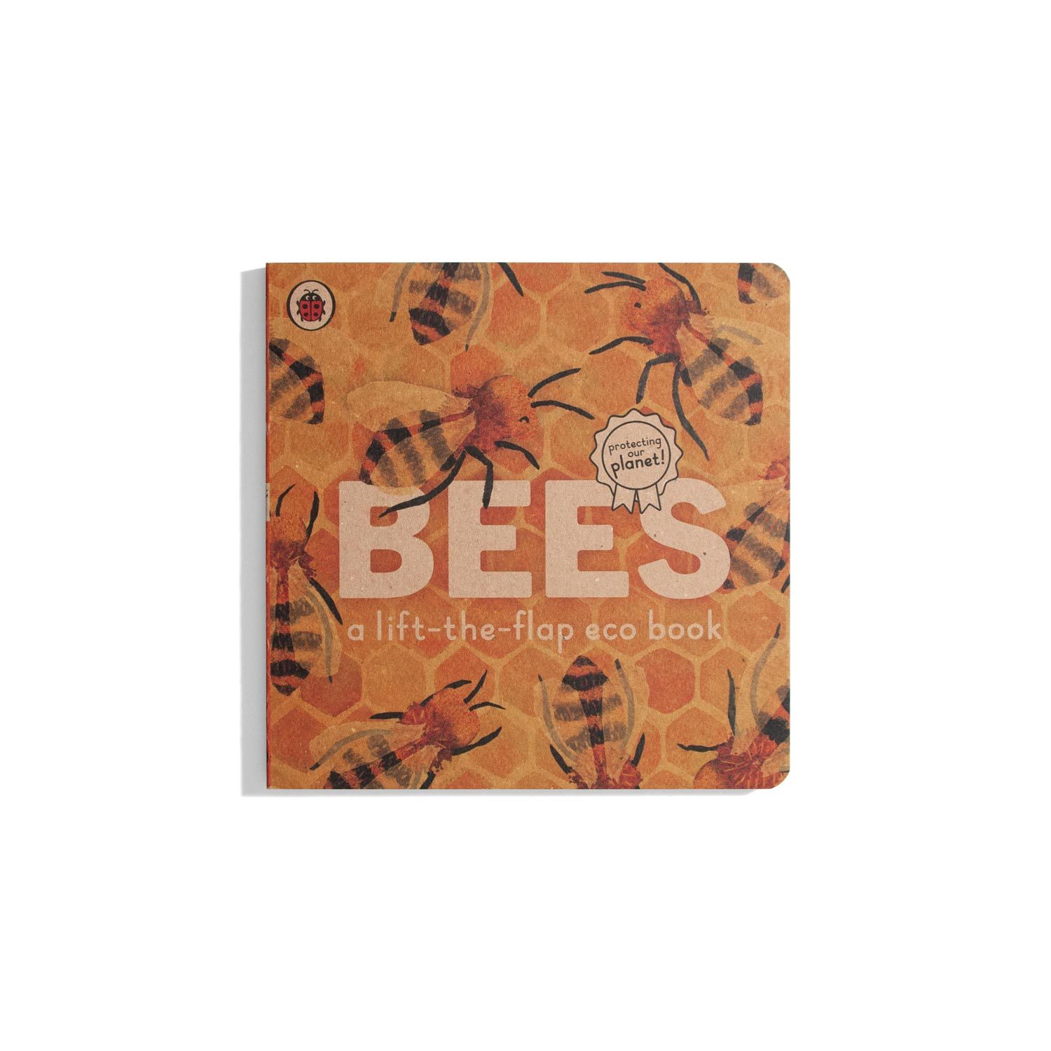 Bees - a lift-the-flap eco book