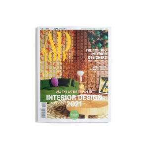 AD 100 Architectural Digest Collector #24 2021
