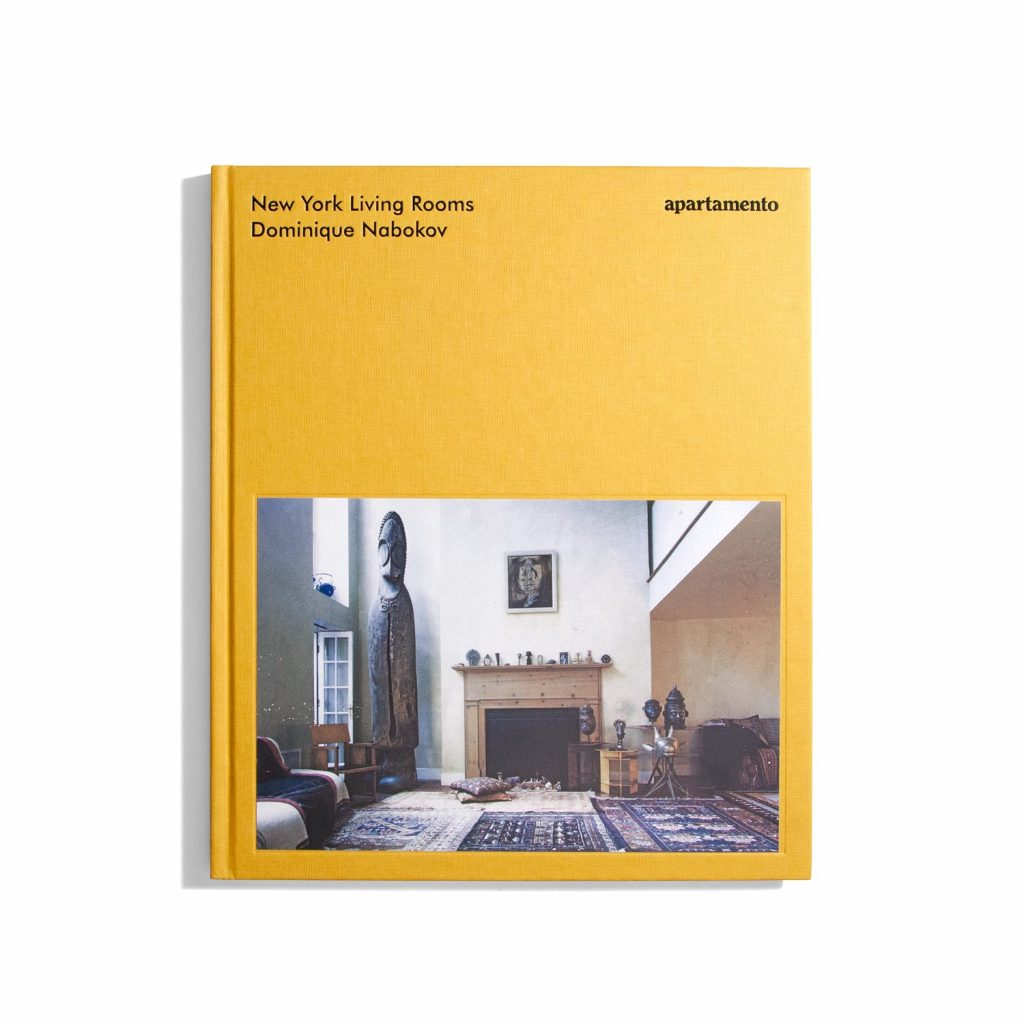 New York Living Rooms - Dominique Nabokov