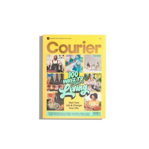Courier - 100 Ways to Make a Living 2021