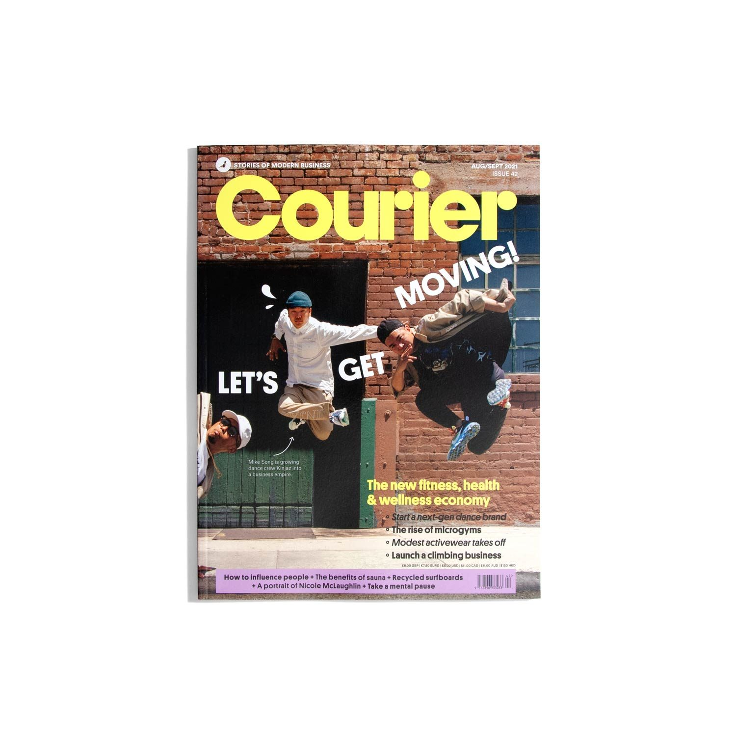Courier #42 Aug./Sept. 2021