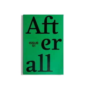 Afterall #51 2021