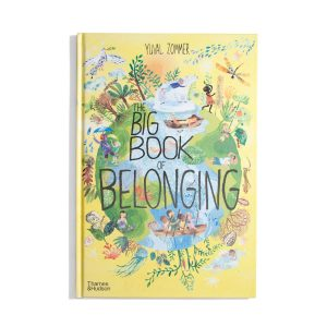 The Big Book of Belonging - Yuval Zommer
