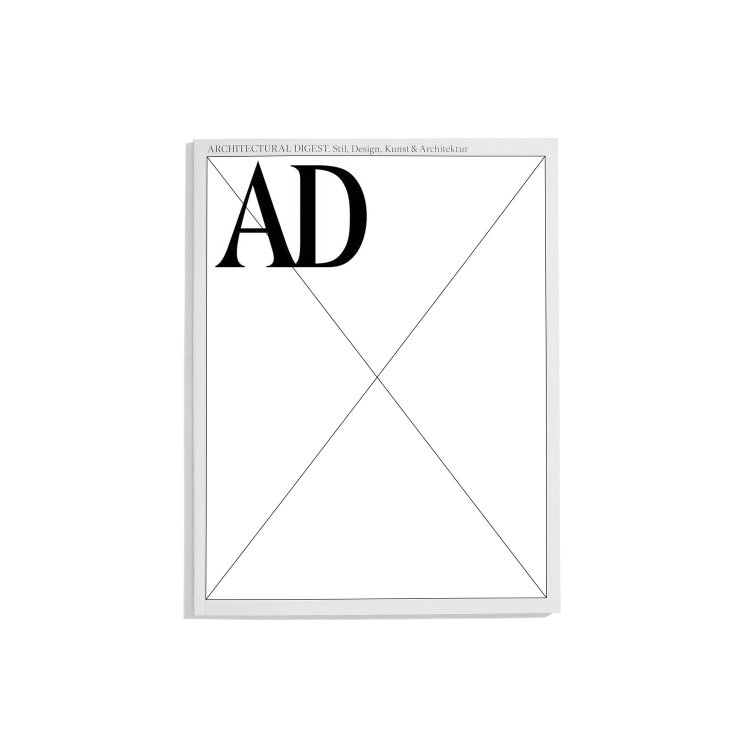 AD Architectural Digest Italy May 2020