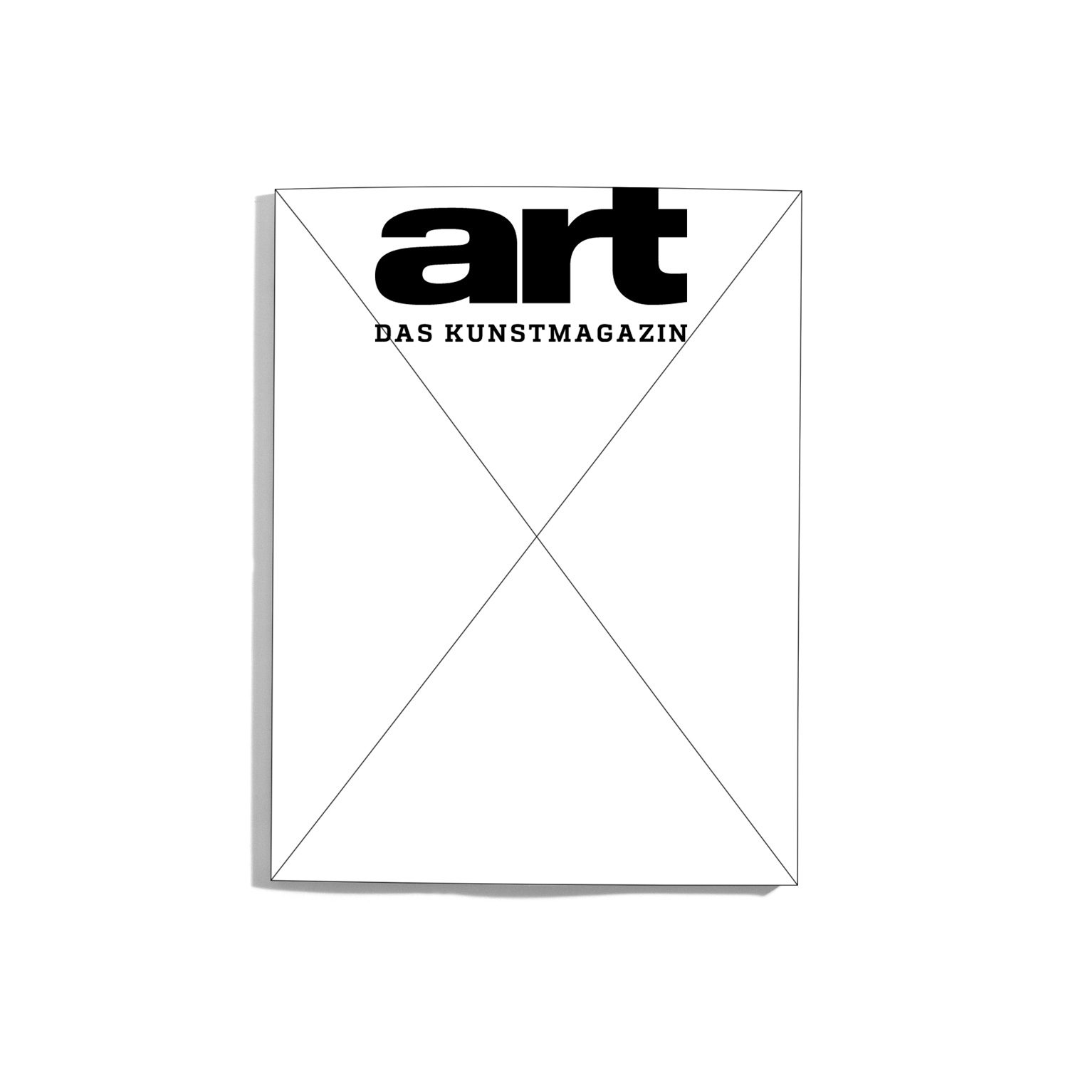 Art - das Kunstmagazin May 2021