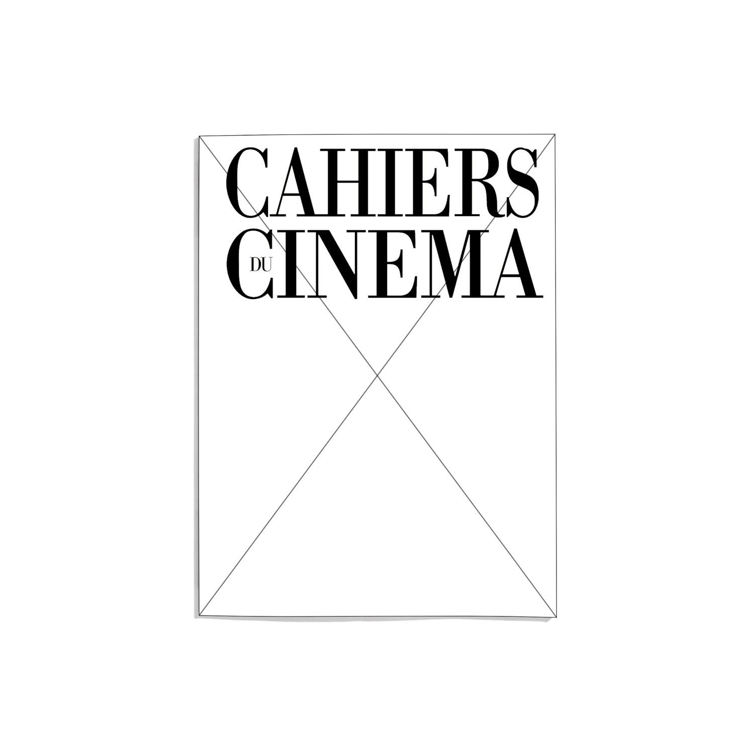 Cahiers du Cinema April 2019