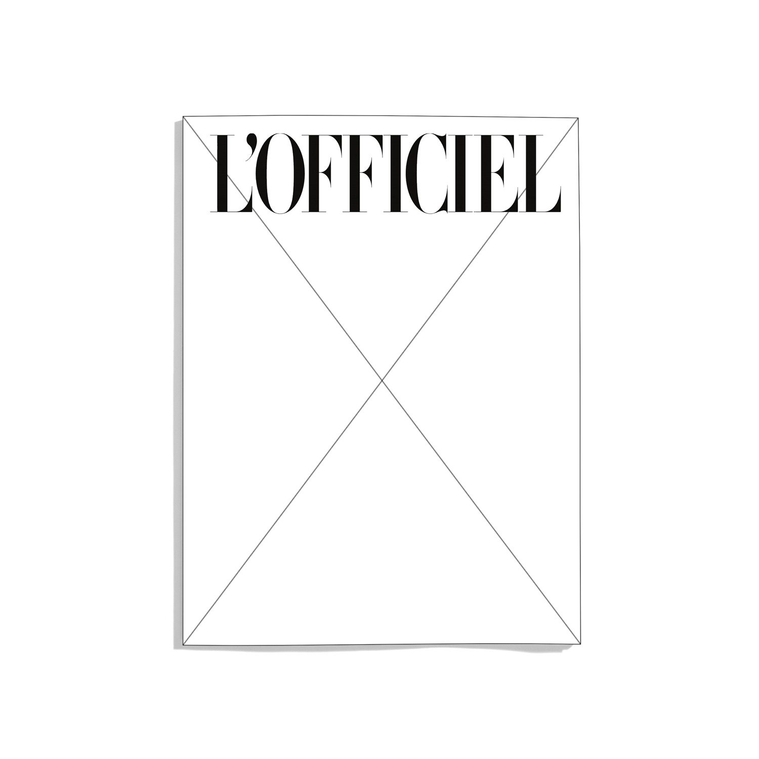 L'Officiel France Dec.-Jan. 2019/20