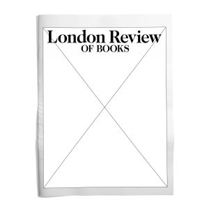 The London Review of Books 43/7 1.4.2021