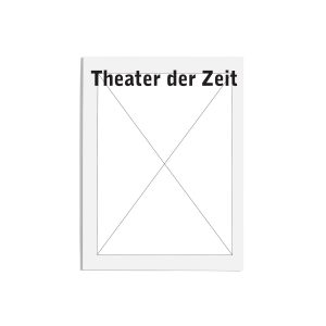 Theater der Zeit  Dec. 2019