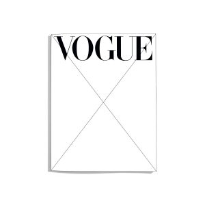 Vogue UK Aug. 2020