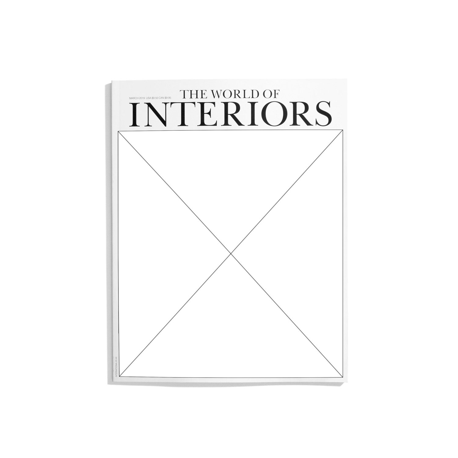 World of Interiors Dec. 2019